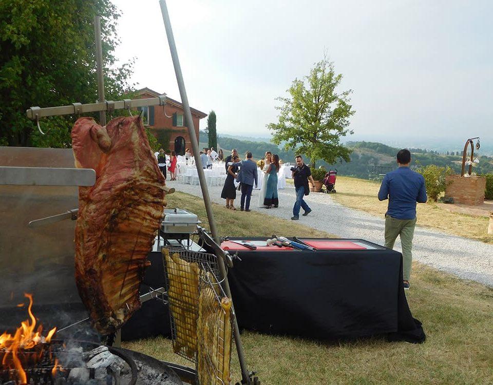grigliate di carne argentina