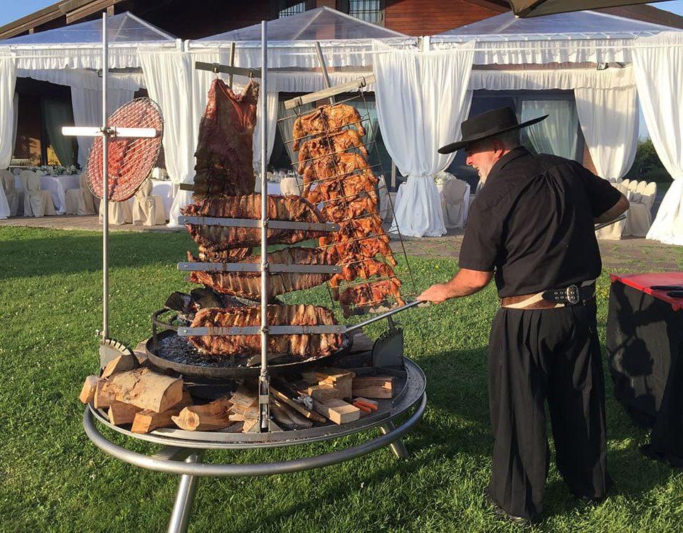 asado carne argentina
